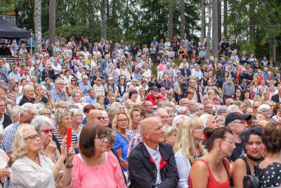 Sven-Ingvars Eringsboda Brunn 21 augusti 2016